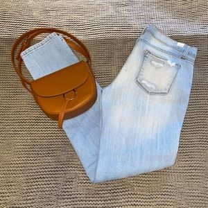 EUC Distressed Kancan Jeans 31